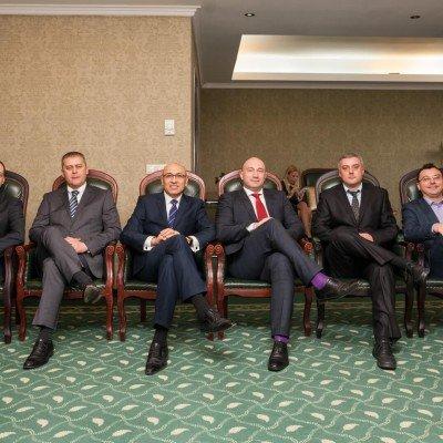 Participanti la cursul de leadership coaching organizat de CBC Romania in Bucuresti