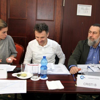 Letita Pescariu, Radu Baitas, Cristian Balaci