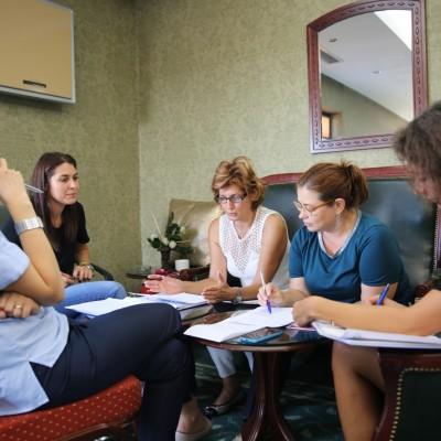 Raluca Danescu, Monica Suciu, Mihaela Caluser