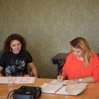 Maria Leonte, Andreea Gheorghe
